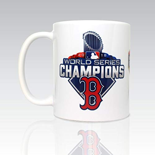 Red Sox Champions 2018 WS Coffee Mug Ceramic - Mug Sox