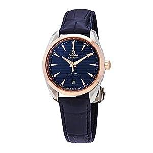Omega Aqua Terra 150M Co-Axial Master Reloj cronómetro automático para Hombre 220.23.38.20.03.001 6