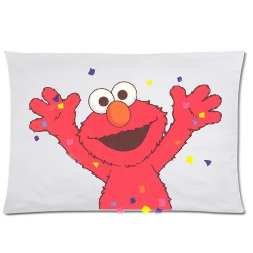 Elmo Pillowcase Covers Standard Size 20x30 PWC0644 Game of case