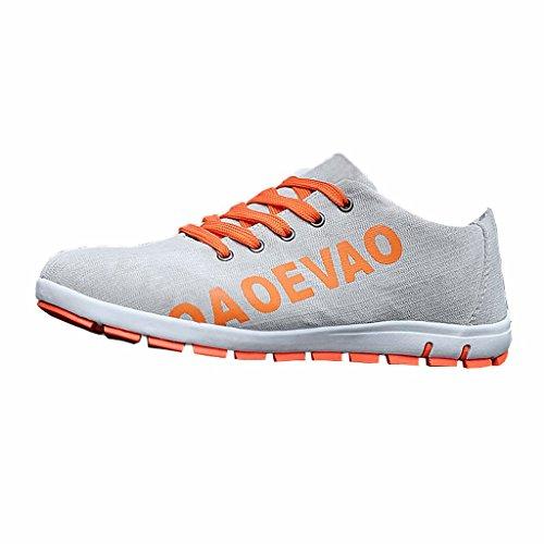 Estudiantes Lona Verano Calzado Coreana De Hombres Zapatos Salvaje Tendencia Blanco Hombre Casuales Versión Temporada Liuxueping awOqE7A