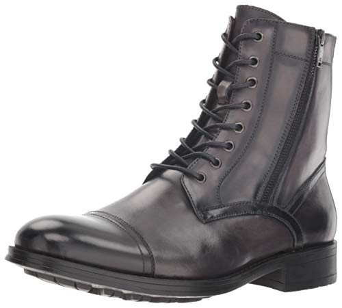 Kenneth Cole New York Men's Hugh Fashion Boot, Grey, 11 M US