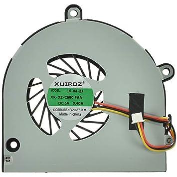 ACER p/n: MF60090V1-B010-G99 Ordenador portátil Reemplazo CPU Ventilador: Amazon.es: Electrónica