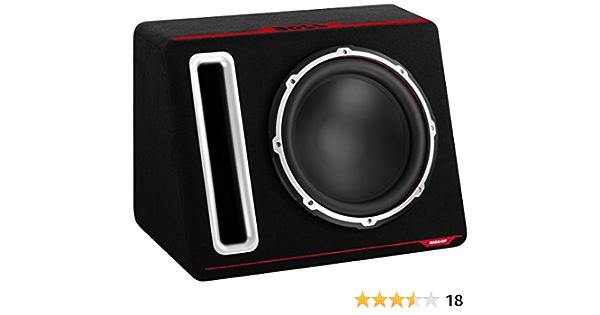 Boss Audio bass12p 12 pulgadas 800 W caja de subwoofer,: Amazon.es: Coche y moto