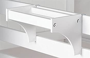 Kids Bedside Tray w Guard Rail Mounting