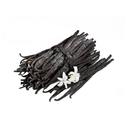 Vanilla Beans Bourbon - 8 oz - Grade A - Madagascar, Kosher (55-58 Sticks) by Caviar Line