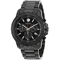 Movado Men's 2600119 Series 800 Black Watch