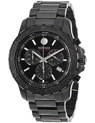 Movado Mens 2600119 Series 800 Black Watch