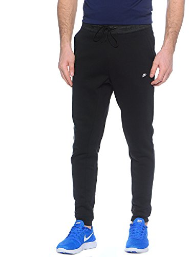 Nike Mens NSW Modern Jogger Sweatpants Black/Black 835862-010 Size Large