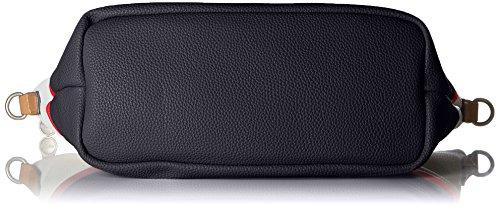 Blue menotte Dark Handbag Sacs Pittsburg Mustang Mhz Emma Bleu T1q87wU