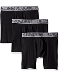 "Men's Charged Cotton Stretch 6"" Boxerjock 3-Pack"
