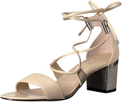 Sandal Womens Natania Calvin Klein Dress Klein Calvin Sand qfY4xt7