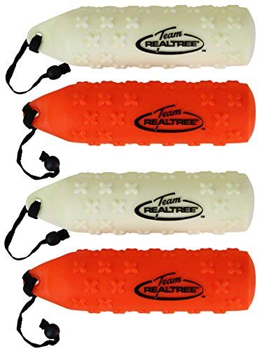 Team REALTREE Duck Dog Rubber Training Dummy, 4 Pack, Large