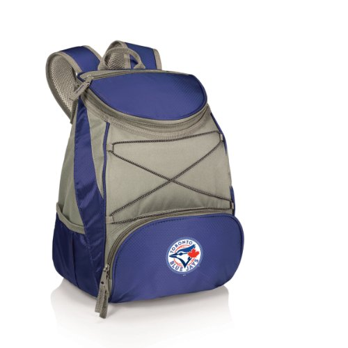 picture of MLB Toronto Blue Jays PTX Insulated Backpack Cooler