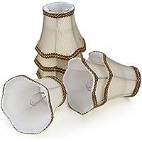 Conjunto de 6pantallas para lámparas de pared Fuloon, diseño moderno, estilo europeo
