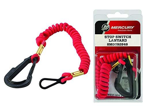 OEM Mercury Marine Safety Stop Lanyard Cord 54