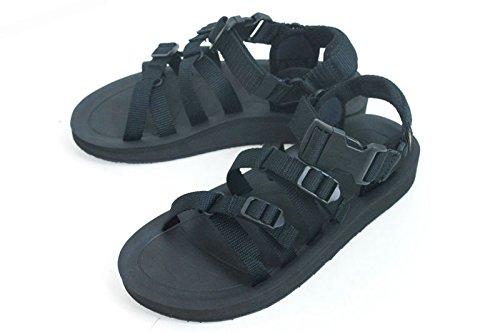 付属品支払い再生的TEVA テバM ALP PREMIERメンズ アルプ プレミアBLACK(ブラック) メンズ サンダル 靴 黒 アウトドア ナイロン スポサン