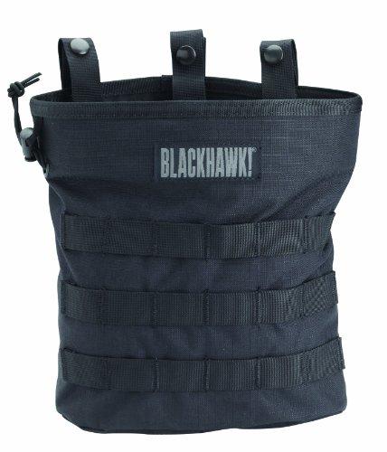 Blackhawk Roll-up MOLLE Dump Pouch, Black