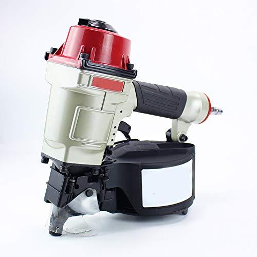 TQ QualityIndustrial Pneumatic Coil Nailer Tool Air Nailing Gun for Pallet Making Air Gun Pallet Nailer Coil Gun