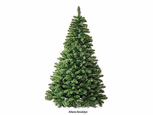 LIBERAONLINE Weißnachtsbaum Baum Brooklyn 180 cm Super Dicht   agn17