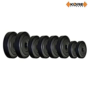 Kore K-PVC-RW-Combo (10 Kg – 30 Kg) Weight Plates