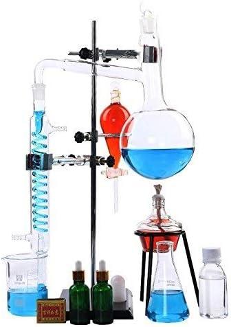 Laboratorio Aceite esencial Destilación Purificador de agua ...