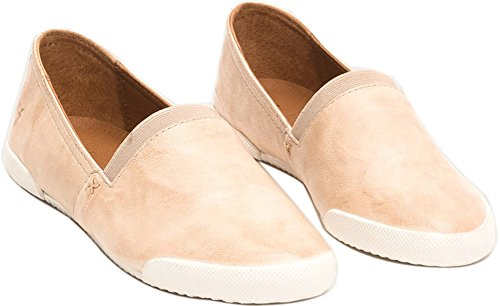 Soft Cream Vintage Sneaker Antique Women's Slip Fashion FRYE Melanie on xqOZzYOw8