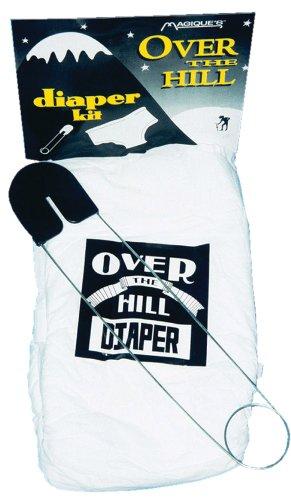 BigMouth Inc Over Hill Diaper