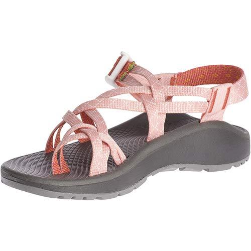 (Chaco Women's Zcloud X2 Sport Sandal, Espiga Peach, 9 M US)