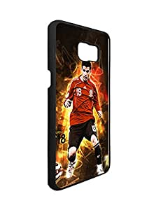 Holiday Samsung Galaxy S6 Edge plus Fundas Case, Famous Pedro Rodriguez Ledesma Series Football Player Fundas Case, Anti-scratch Samsung Galaxy S6 Edge plus Fundas Case for Man