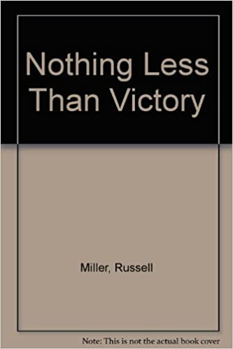 Book Nothing Less Than Victory