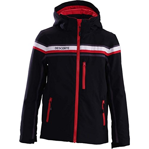 Descente Boys Cruz Jacket (Black / (Descente Black Jacket)