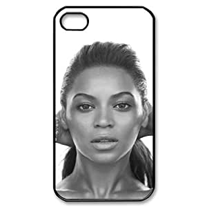 Hjqi - DIY Beyonce Cell Phone Case, Beyonce Custom Case for iPhone 4,4G,4S
