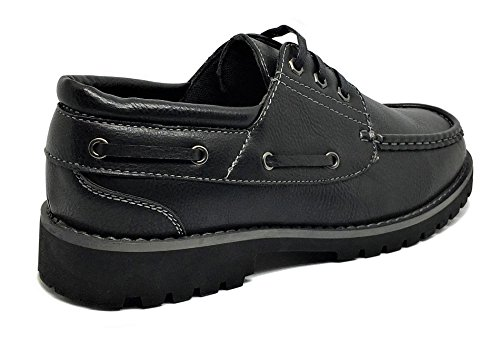 Caballero Caballero Nautico Zapato Zapato Caballero Nautico Negro Negro Negro Zapato Nautico aFapTXdq