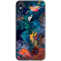 GADGETS WRAP Printed Customized Skin Back Only for Apple iPhone 10 / X - Water Effect