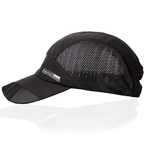 Outdoor Sport Baseball Hat Mesh Running Men Summer Visor Cap Quick-drying Useful