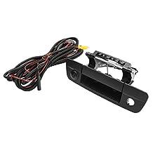 Crimestopper SV-6834.CHR Black Tailgate Camera for Dodge RAM