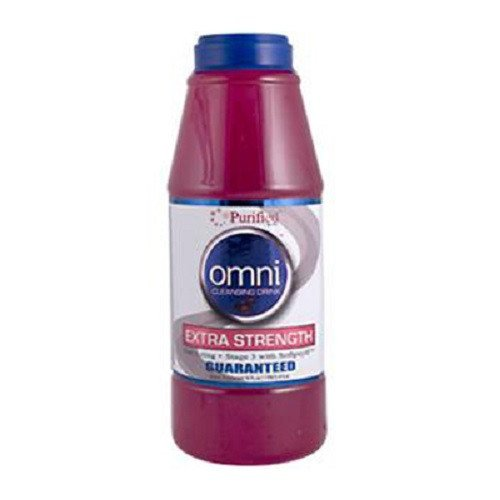 PURIFIED OMNI CLEANSING DRINK GRAPE FLAVOR 16 FL OZ (Omni Purified Extra Strength For Drug Test)