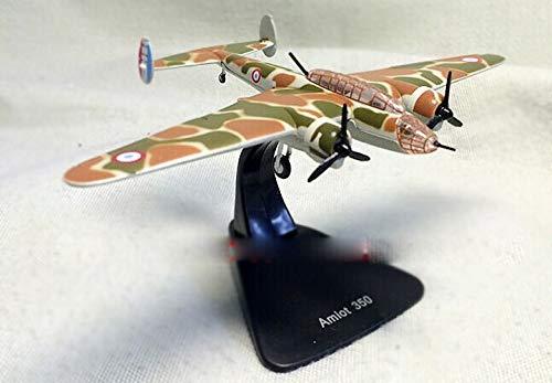品揃え豊富で 第二次世界大戦フランス フランス 航空機 アミオット350 1/144 フランス 1/144 ダイキャスト飛行機モデル 航空機 B07JNQHPD4, 南国宮崎からの贈り物:2d19f0b9 --- wap.milksoft.com.br