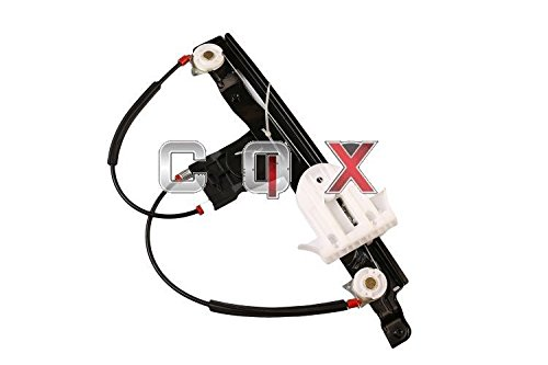 CQX: Sollevatore, elettrico, posteriore sinistra, FORD, MONDEO IV, 2007 –  2013 2007-2013