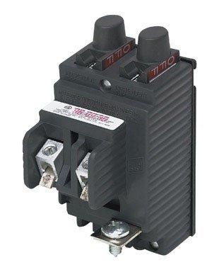 View-Pak UBIP2020 20-Amp Pushtype Dual Circ Breaker