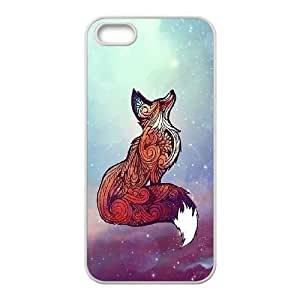 Kingsbeatiful Celestial fox DIY case cover for Iphone 6 4.7,Celestial fox XD7zqCwzc6E custom case cover
