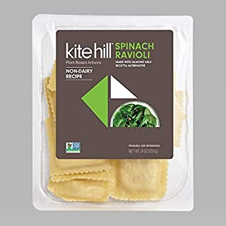 product image for Kite Hill, Spinach and Ricotta Ravioli (Dairy Free), 9 Ounce