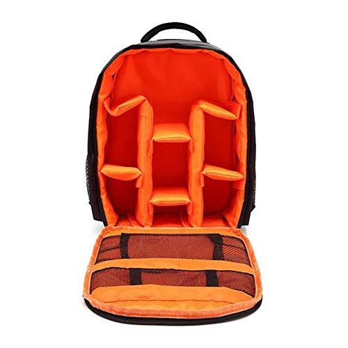Smiledrive Waterproof Mini DSLR Backpack Camera Bag Lenses Case -MADE IN INDIA