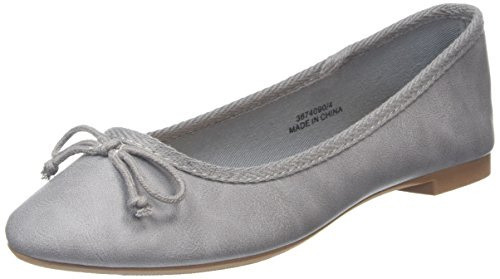 New Look Purist - Bailarinas Mujer Grey (grey/04)