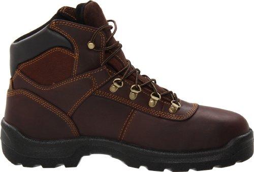 Irländsk Setter Mens Ely 6 83607 Arbete Boot Brown
