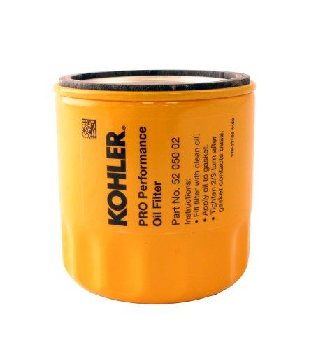 KOHLER 52 050 02 S Capacity