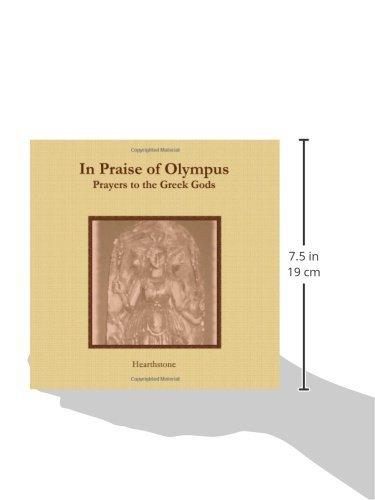 In Praise of Olympus: Prayers to the Greek Gods