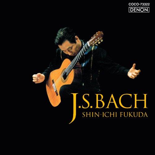 Shin-Ichi Fukuda Plays J. S. Bach