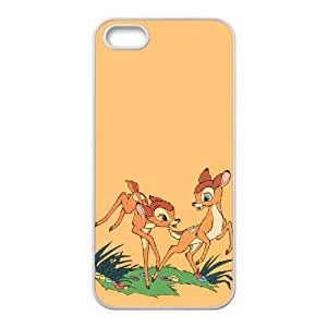 Bambi iPhone 5 5s Cell Phone Case White 82You393963