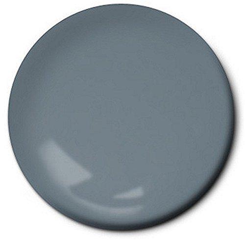 Testors Enamel Paint .25oz-Flat Battle Gray